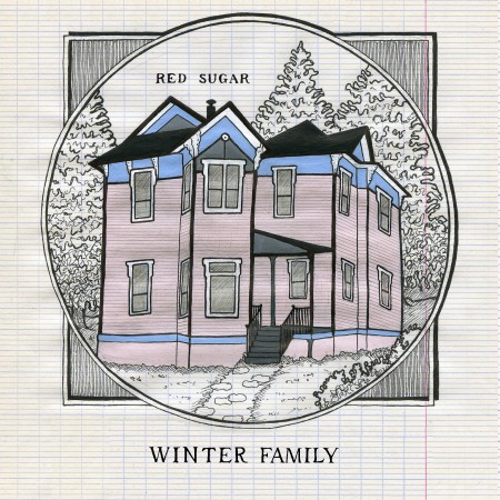 WINTER FAMILY - Red Sugar coverHD