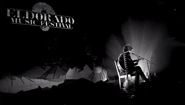 'Swaying Eel' (Live @ Café de la Danse, Paris - Eldorado Festival par HibOO)