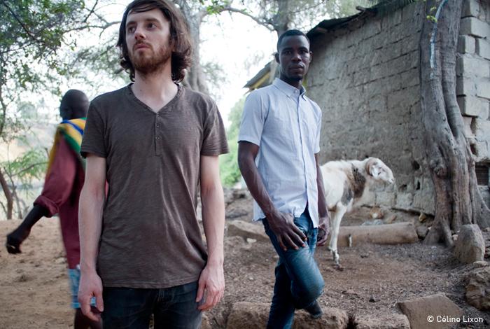 Stranded Horse & Boubacar Cissokho