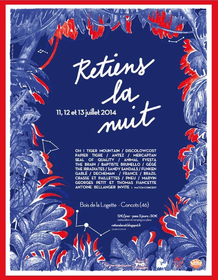 Retiens La Nuits 2014