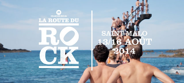 Route du Rock teaser - capture plage