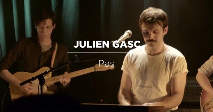 'Pas' (Live au Temps Machine, 2017)