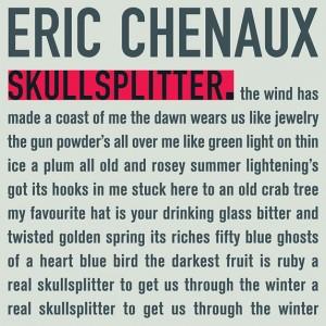Eric Chenaux 'Skullsplitter' 537px