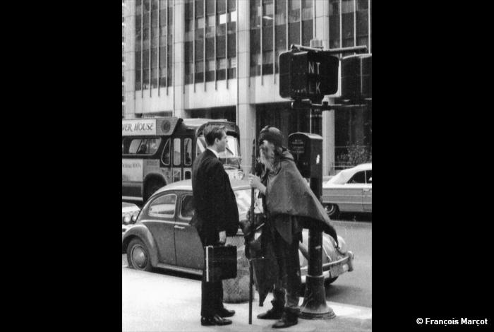 'Moondog à travers le XXe siècle' par Amaury Cornut