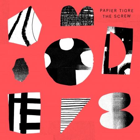 Papier Tigre 'The Screw' cover MM014