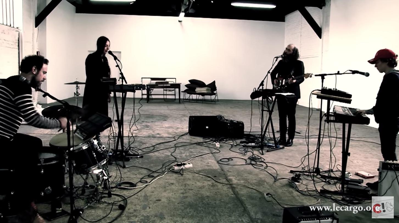 Session Live 'Quién es Quién' - Le Cargo (2019)