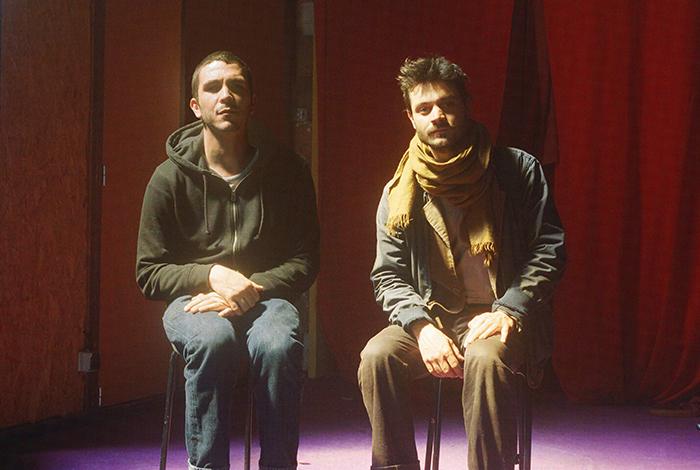 Lucas Ravinale et Loup Uberto