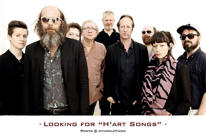 MOONDOG looking for 'H'art Songs'