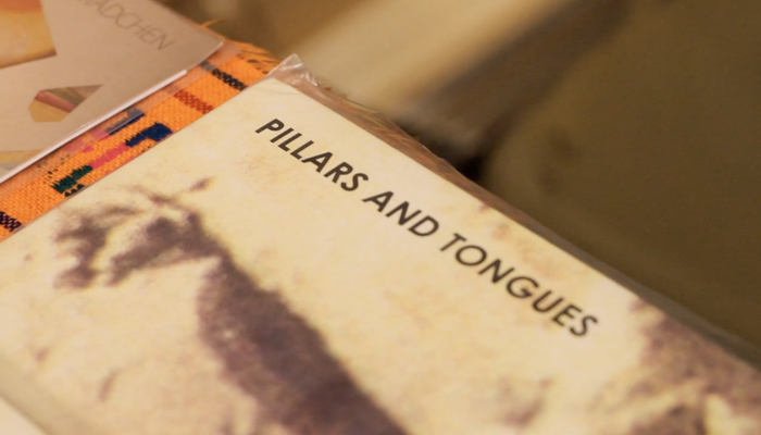 PILLARS AND TONGUES - 'The Making Graceful'