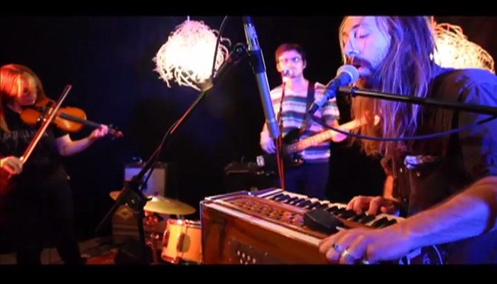 PILLARS AND TONGUES 'Dogs' (live at Santa Fe, USA -2013)