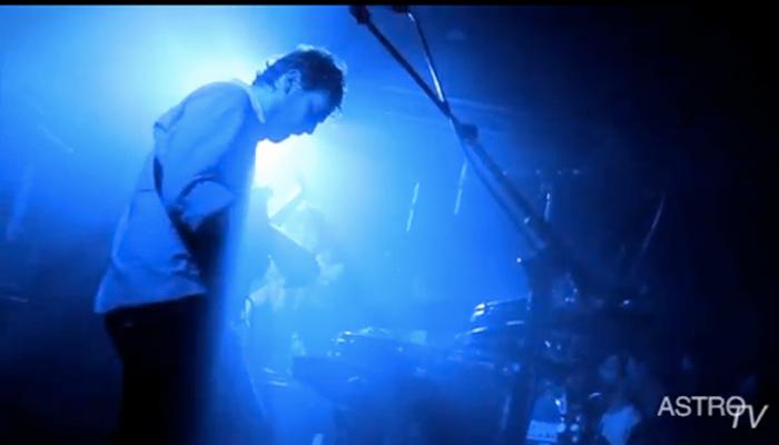 Material Boy - live L'Astrolabe - Orléans 2012