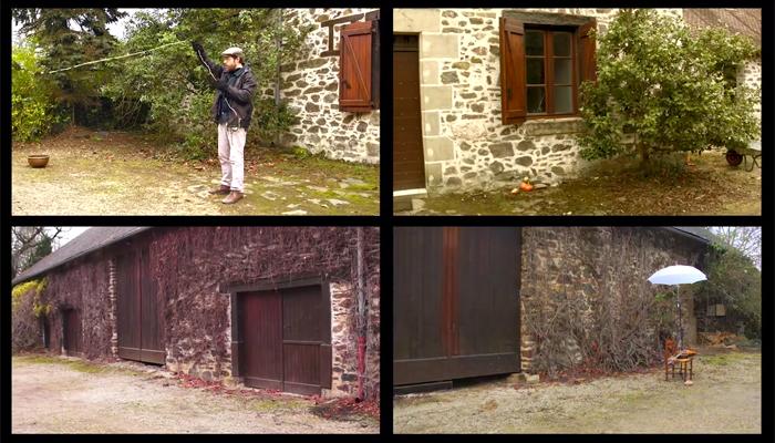 'Le Pouget' + 'Skullspiltter' (video by Eric Cazdyn, 2015, 'Skullsplitter')