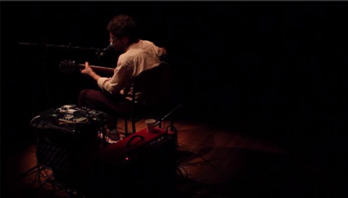 'Have I Lost My Eyes ?' - Live at Le Ciel / Grenoble - 2015 (Film by [reafførests])