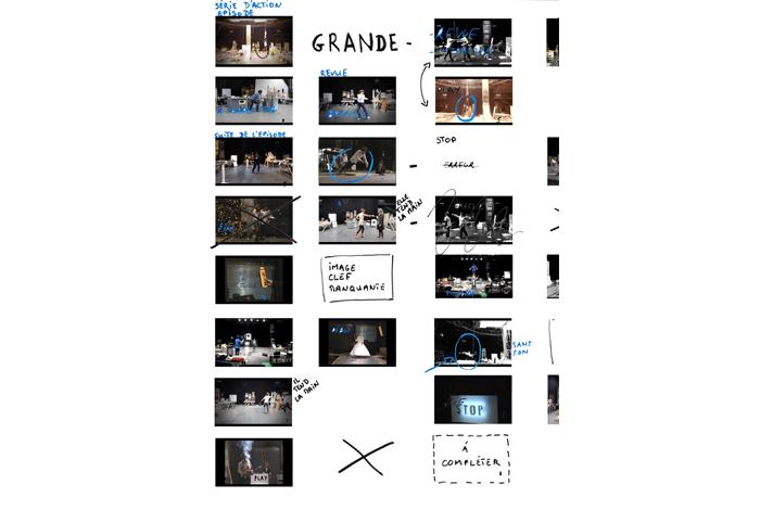 GRANDE — de Tsirihaka Harrivel & Vimala Pons