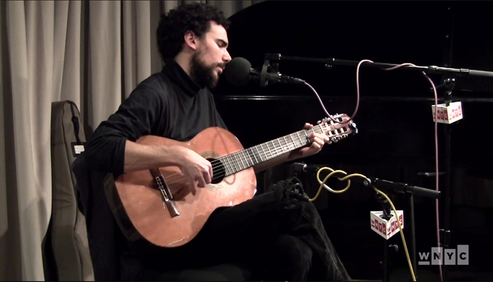 'El Caballo' (Live on 'Spinning On Air', Radio WNYC, 2004)