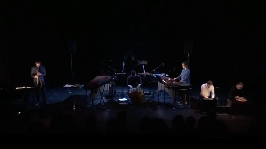 Elpmas - Moondog - Ensemble 0 (2017)